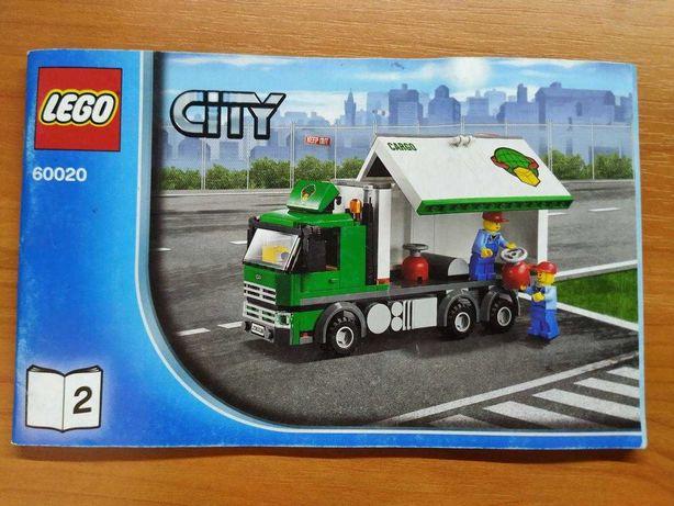 Продам LEGO City 60020 - Грузовик