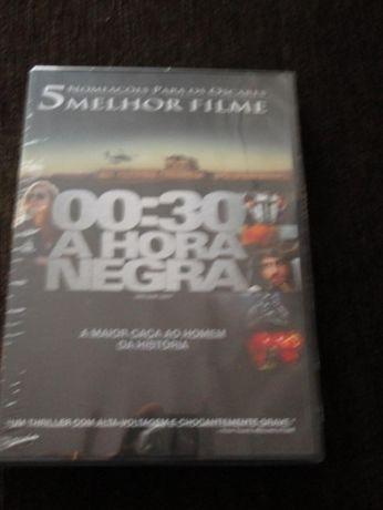 """Filme DVD """"00:30-A Hora Negra"""""""