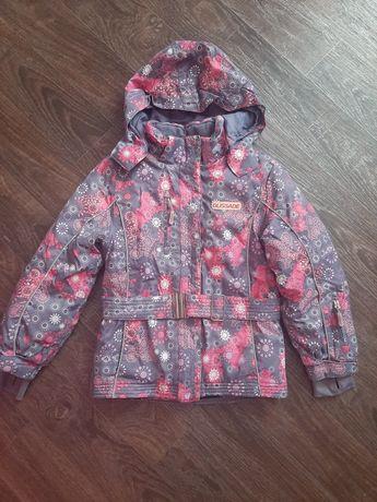 Продам зимнюю термокуртку Glissade