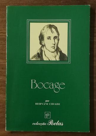 bocage, hernani cidade, edições poetas, presença