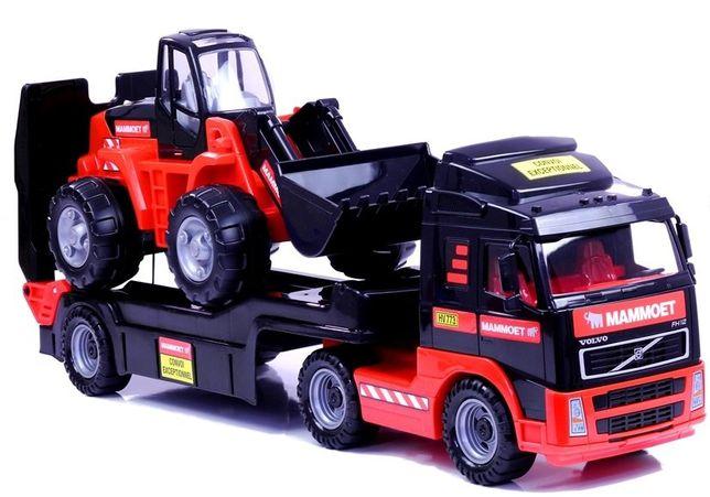 Polesie Samochód Holownik Traktor MAMMOET 2789