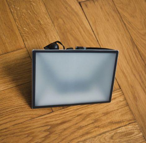 Dyfuzor uniwersalny do lampy błyskowej zewnętrznej/reporterskiej