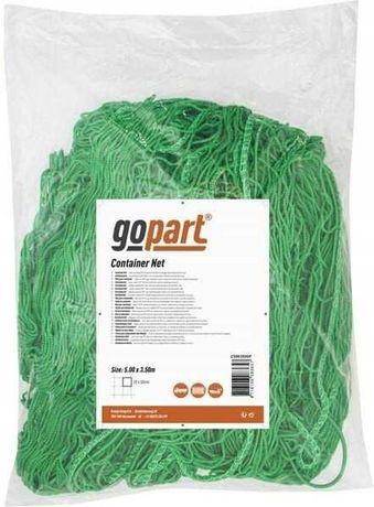 Siatka zabezpieczająca ładunek GOOPART zielona