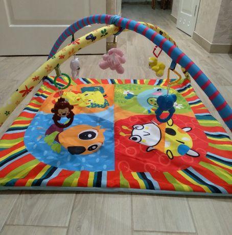 Ігровий коврик для малечі