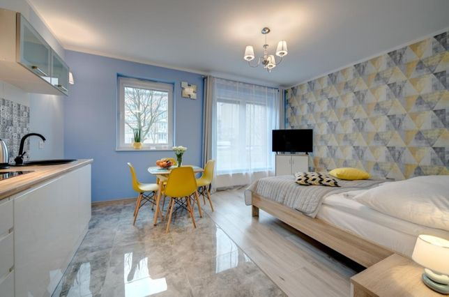 Apartament 11 nad Motławą dla pary / pary z dzieckiem- wynajem na doby