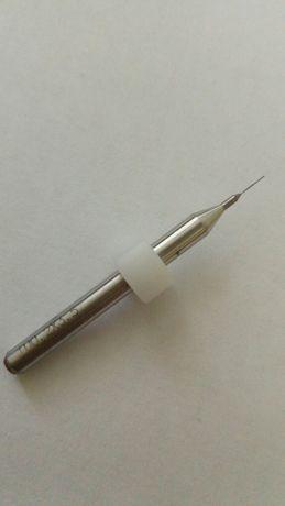 Мини сверло 0.2 мм, 10 шт