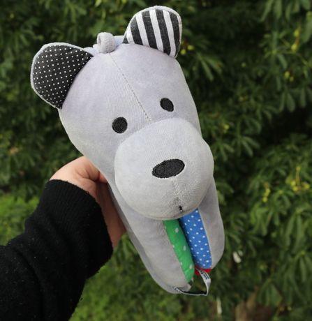Miś Szumiś Whisbear szumiący miś bez sensora płaczu bez cry sensor