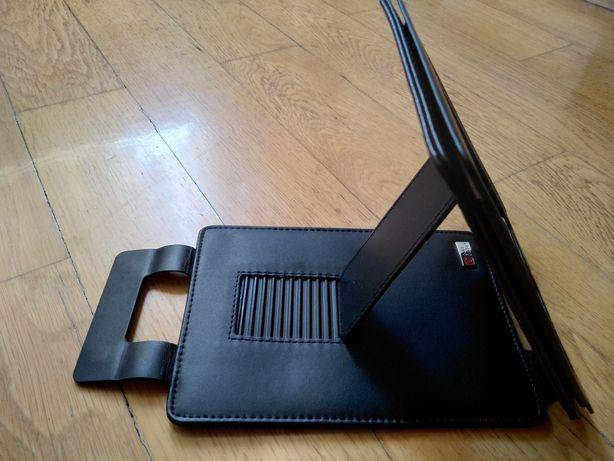 Кожаный чехол на электронную книгу или планшет