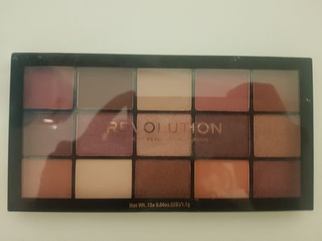 Makeup Revolution Re-Loaded Provocative, paleta cieni do powiek