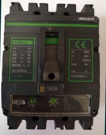 Ex9m2-S Noark 160A Автоматичний вимикач перетворювач торг