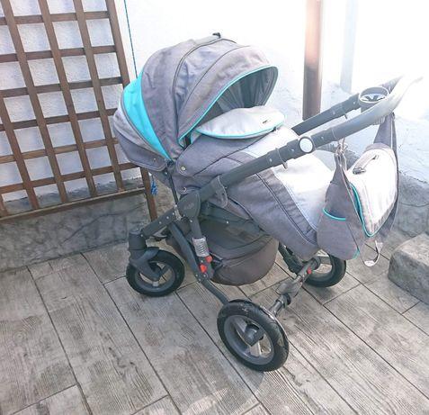 Wózek 3w1 Berletta adamex