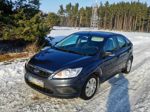 Ford Focus mk2 /lift /zamiana