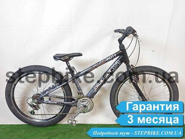 """Велосипед Горный, подростковый Алюминиевый из Германии Crusader  24"""""""