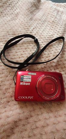 Aparat Nikon s3500