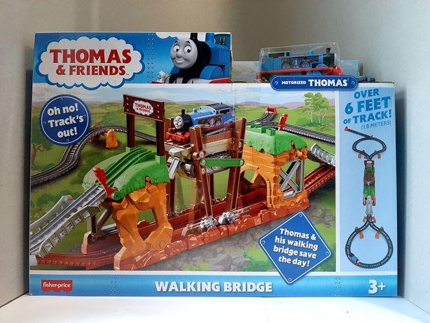Игровой набор Томас и друзья Разводной мост GHK84 Thomas & Friends