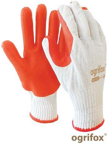 ORANGINA rękawice robocze ochronne brukarskie odzież art.bhp