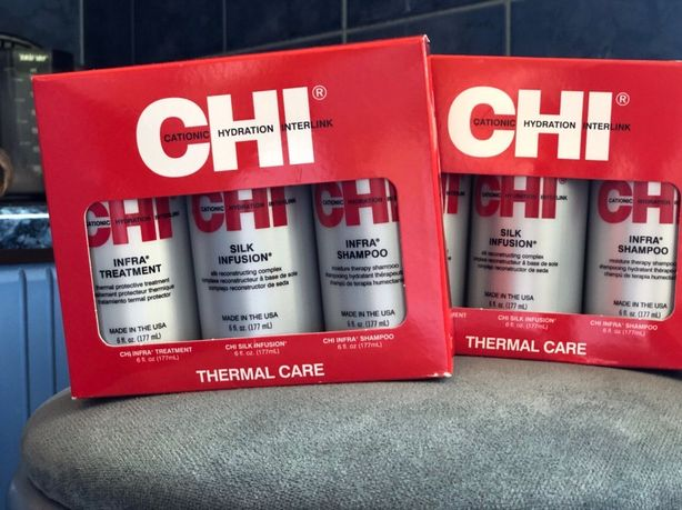 Набор CHI Thermal Care