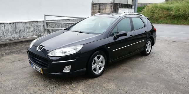 Peugeot 407 Sw 2.0 HDI executive