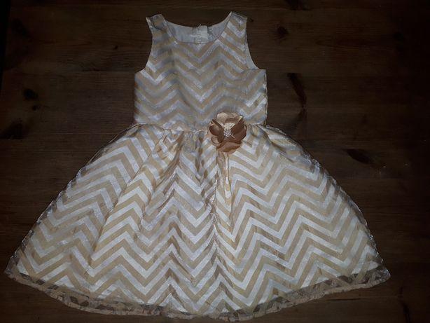 Sukienka wizytowa 110cm