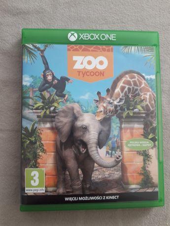 Gra Zoo Tycoon na Xbox one