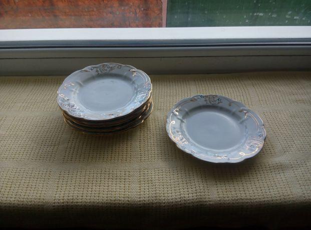 Продаются Маленькие Тарелки с Позолотой от Столового сервиза СССР