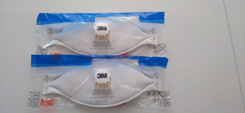 3M™ Aura™ 9322+ Półmaska filtrująca, FFP2, z zaworem Legionowo - image 1
