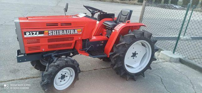 Traktorek japoński shibaura p17f