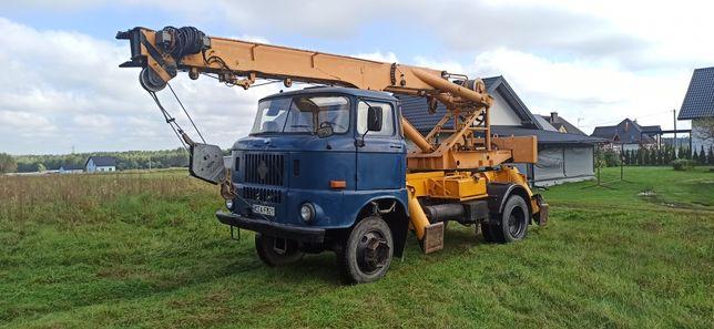 IFA ADK70 dźwig samojezdny 7 ton