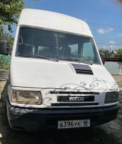 Продам Iveco TurboDaily 35-10
