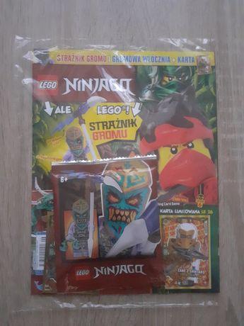 Lego Ninjago Figurka/Minifigurka - Strażnik Gromu nr. 7/2021r