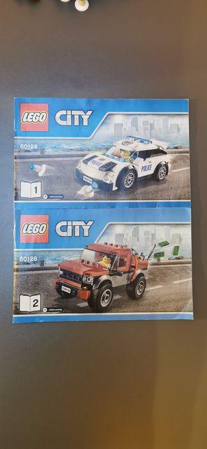 Lego city 60128 Policja i złodziej