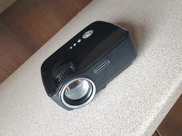 Projektor (rzutnik) + ekran projekcyjny