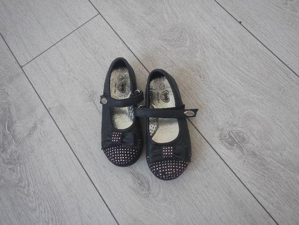 Buty z kokardką Nelli Blue