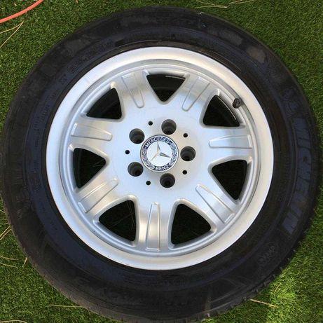 mercedes Jante 16´Original montada em pneu Michelin