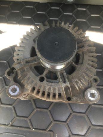 Генератор оригинальный VW Touareg 2008 3.6 на детали!
