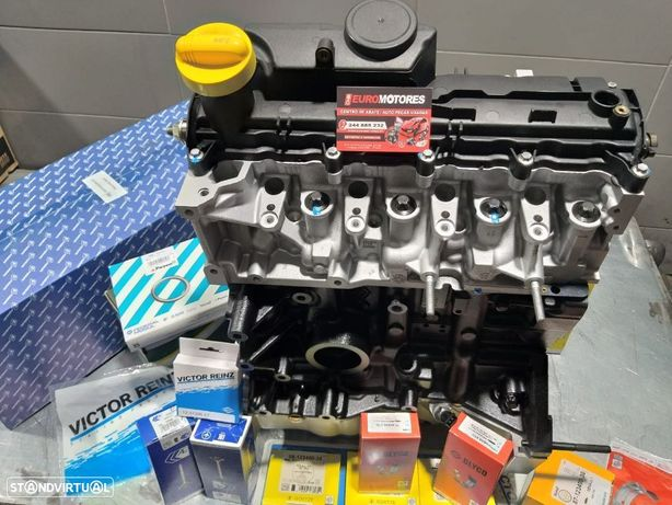 Motor RENAULT MEGANE 1.5 Dci 105 cv - Ref: K9K732