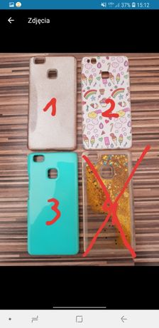 Etui Huawei P9 lite nakładka ochrona
