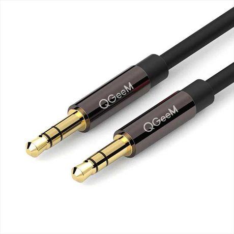 Kabel Audio AUX JACK - JACK 3,5 STEREO 1metr / 2 metry /3 metry
