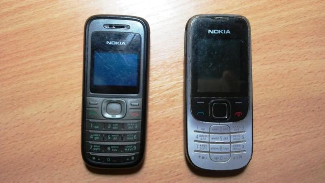 Nokia 1208 (RH-105) + Nokia 2330c-2