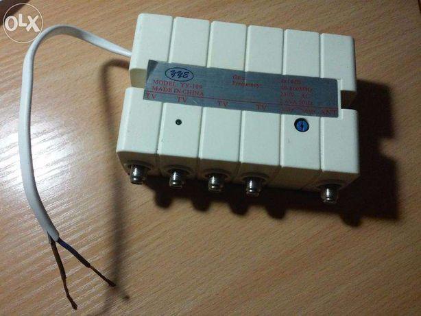 Усилитель видеосигнала 4х канальный