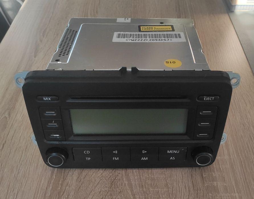 Radio RCD 300 Golf V/Passat B6/Caddy/Touran/Eos Opole - image 1