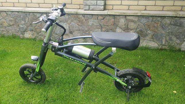 Электро велосипед,электроскутер,электробайк MANTIS