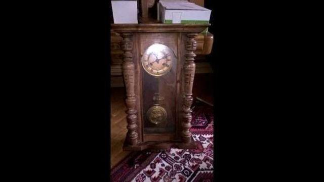 Старий годинник з Німеччини