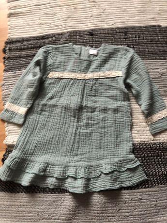 Sukienka pinokio petit lou 98