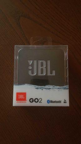Coluna JBL GO 2 Preta