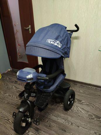 Детский трехколесный велосипед Tilly Cayman