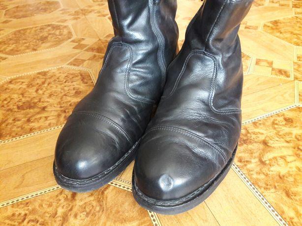 Ботинки для работы или службы натуральная кожа