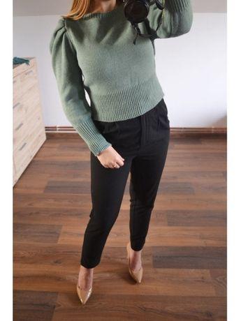 Nowy miętowy sweter z bufkami Haily's S M 36 38