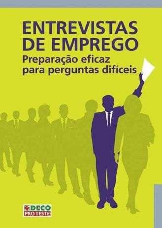Livro Entrevistas de Emprego - NOVO