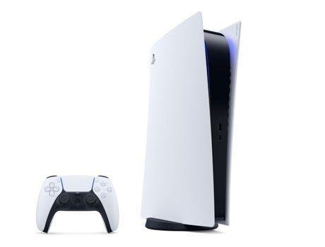Playstation 5 825gb com CD + 2 jogos